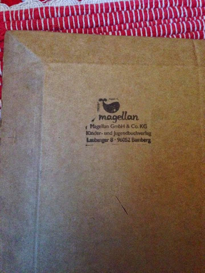 Paketbote: Magellan Verlag
