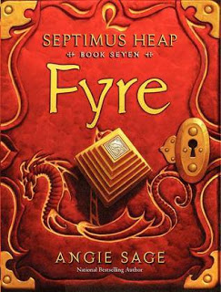 Fyre – Septimus Heap 7