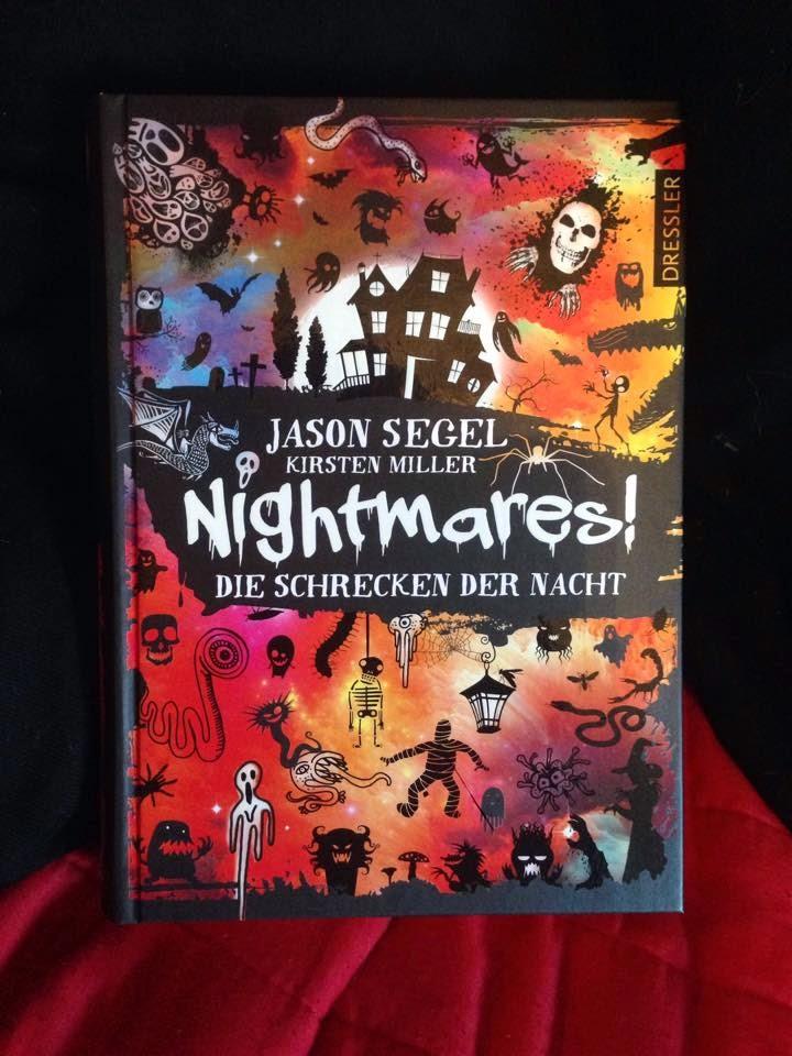 Paketbote: Nightmares *-*