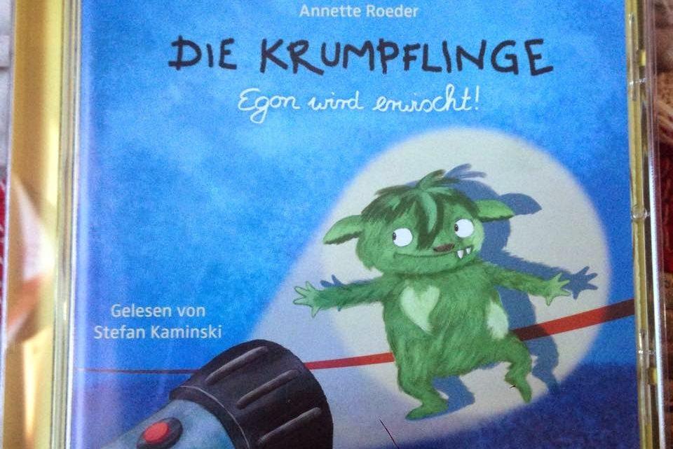 Die Krumpflinge – Egon wird erwischt! (Hörspiel)