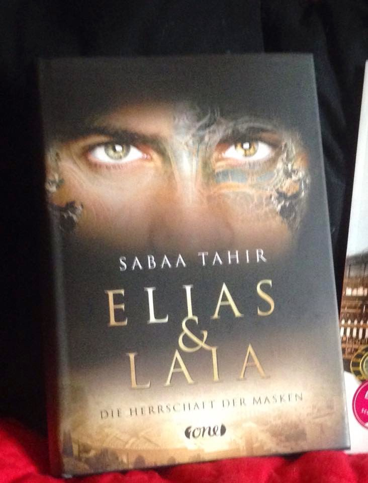 Elias & Laia – Die Herrschaft der Masken