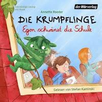 Die Krumpflinge – Egon schwänzt die Schule (Hörspiel)