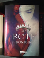 Die rote Königin – Die Farbe des Blutes 1