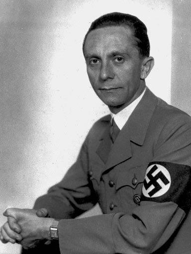 Der Brandstifter – Die Lebensgeschichte des Joseph Goebbels