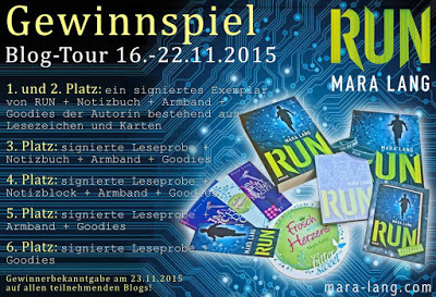 "Blogtour Gewinner ""Run"""