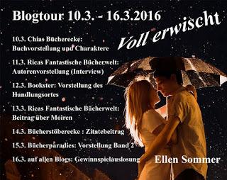 """Blogtour """"Voll erwischt"""""""