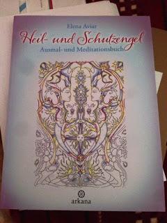 Heil- und Schutzengel: Ausmal- und Meditationsbuch