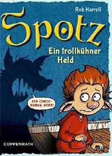 Spotz 2: Ein trollkühner Held