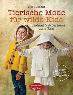 Tierische Mode für wilde Kids – Kleidung & Accessoires zum Nähen