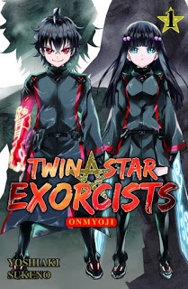 Twin Star Exorcists: Onmyoji 1