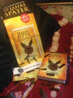 Harry Potter und das verwunschene Kind + Carlsen Lesenacht