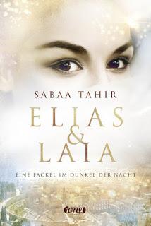 Elias & Laia – Eine Fackel im Dunkel der Nacht