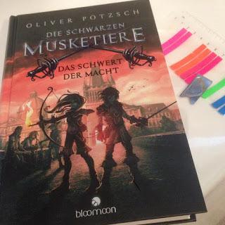 Die schwarzen Musketiere 2 – Das Schwert der Macht