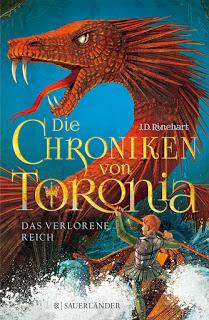 Das verlorene Reich – Die Chroniken von Toronia 2