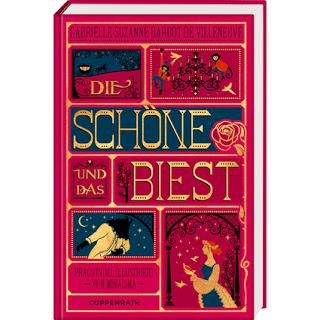 Die Schöne und das Biest (Buch + Hörbuch)