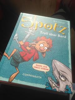 Spotz 3 – Troll über Bord