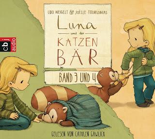 Luna und der Katzenbär – Band 3&4