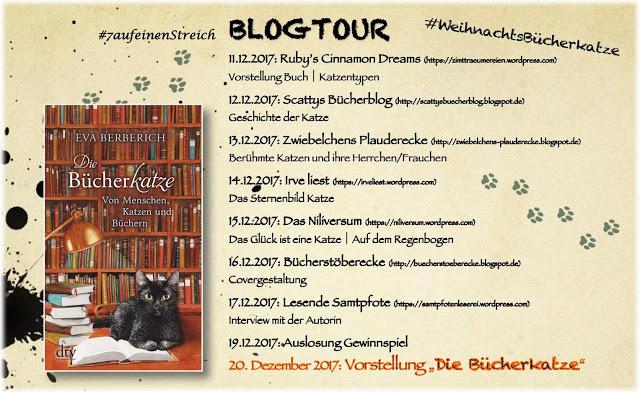 Blogtour Tag 6: #Weihnachtsbücherkatze