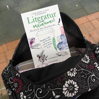 Literatur zum Mitnehmen! Neulich bei Starbucks: Begegnungen mit Dickens, d'Artagnan, Jane Austen & Co.
