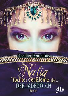 Nalia – Tochter der Elemente
