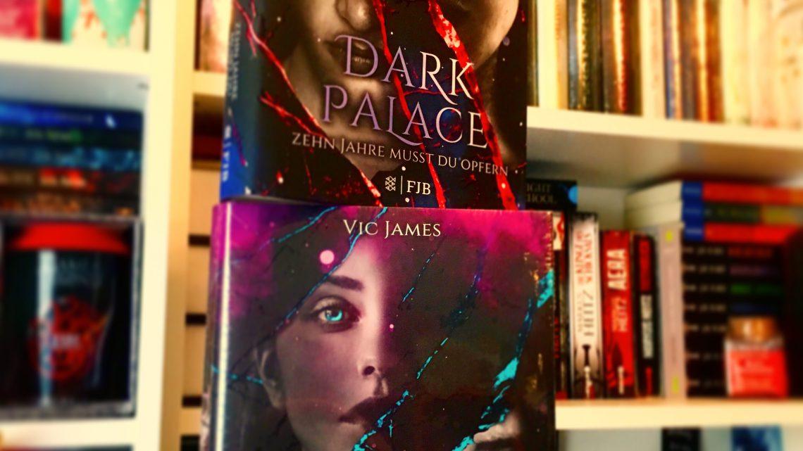 Dark Palace – Zehn Jahre musst du opfern