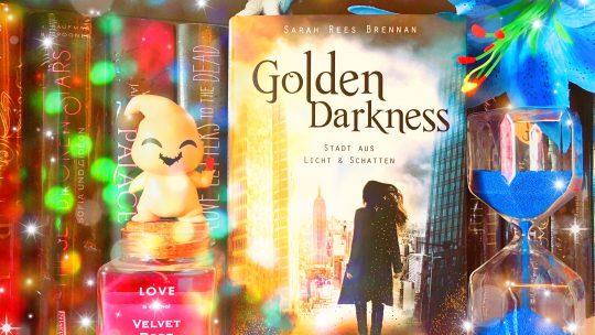 Golden Darkness – Stadt aus Licht & Schatten
