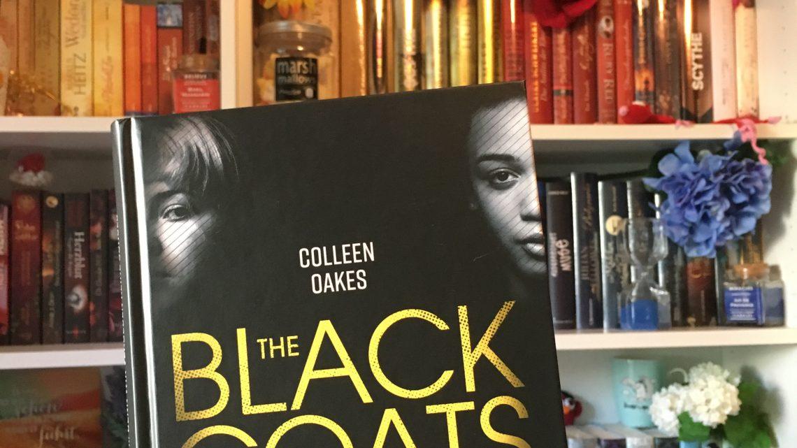 The Black Coats.. denn wir vergeben keine Schuld