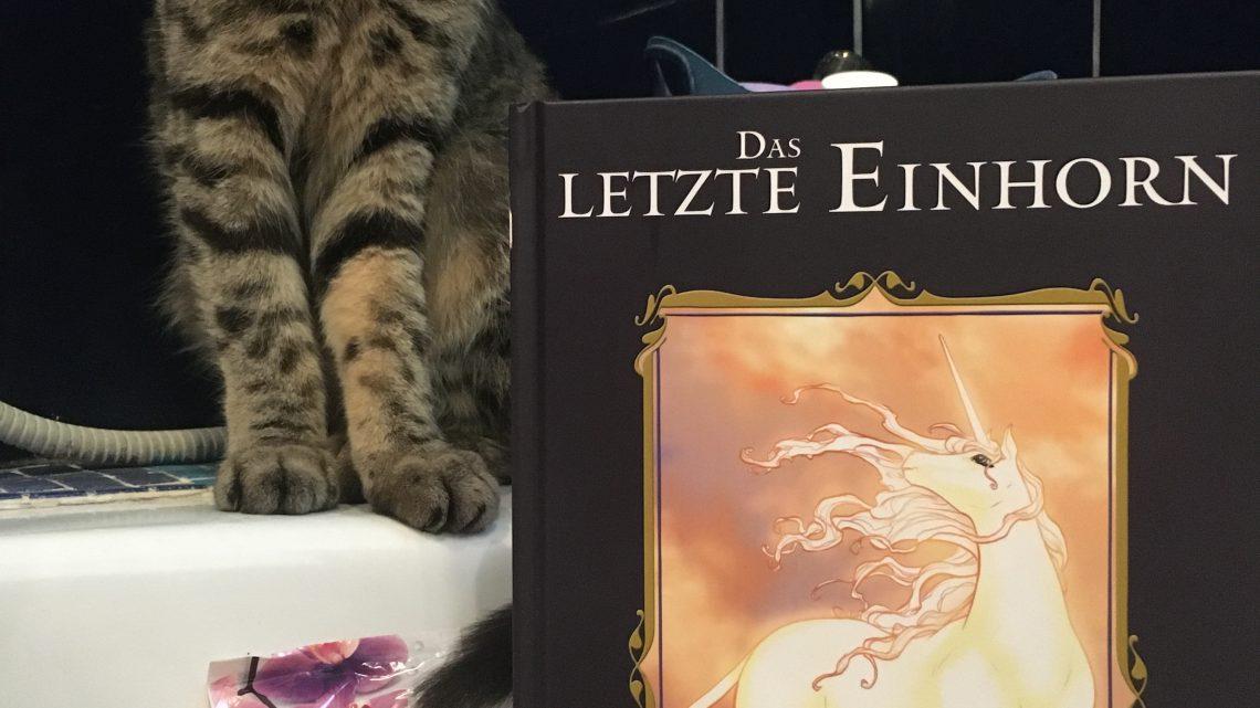 Das letzte Einhorn (Comic-Album)