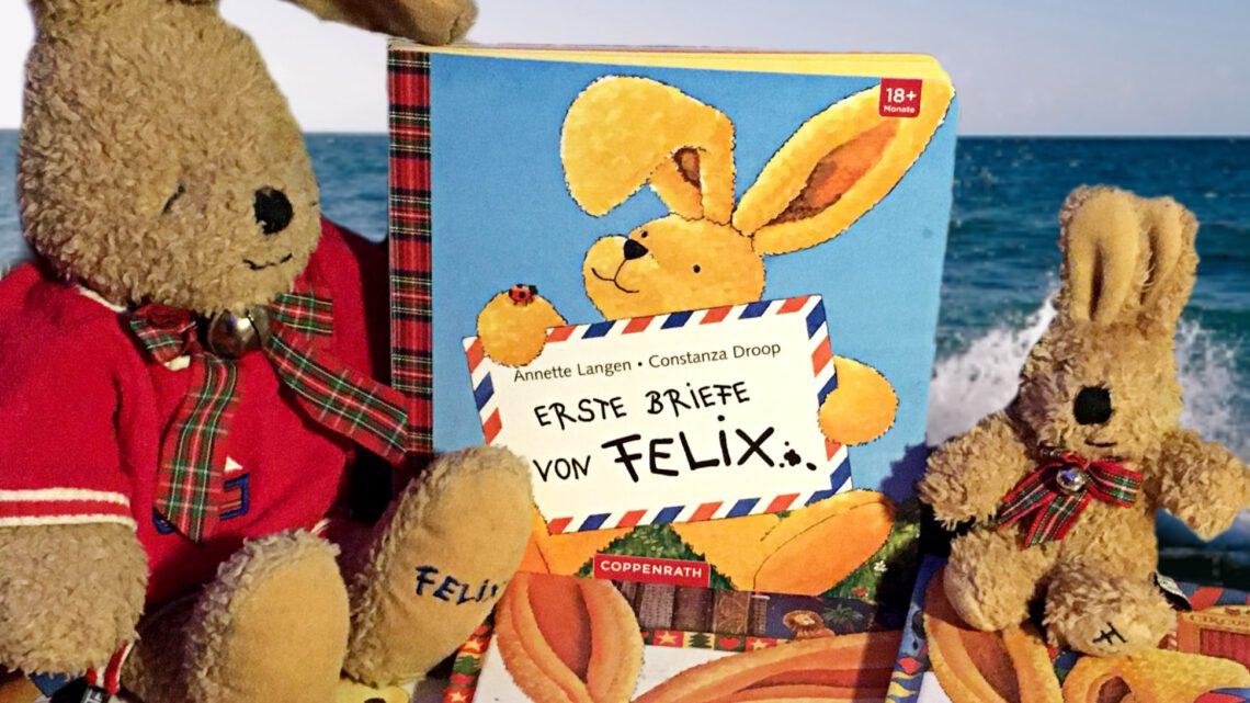 Erste Briefe von Felix